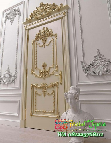 Furniture Pintu Klasik Terbaru