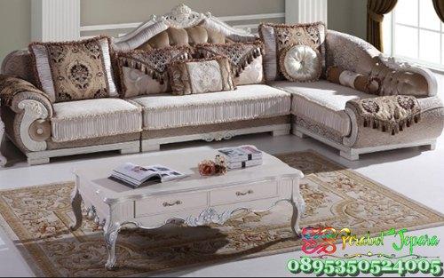 Furniture Set Kursi Tamu Sofa Klasik Terbaru