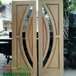 Jual Pintu Depan Model Minimalis Terbaru