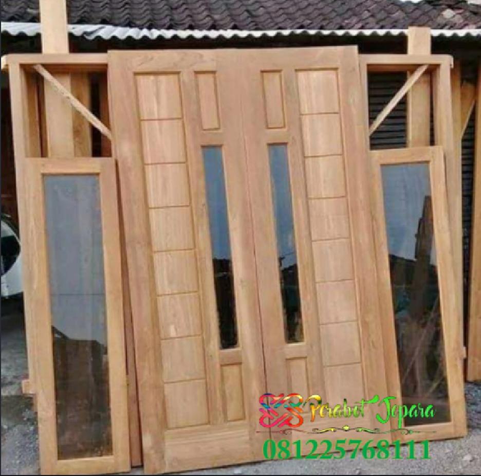 Model Pintu Dan Jendela Minimalis Terbaru