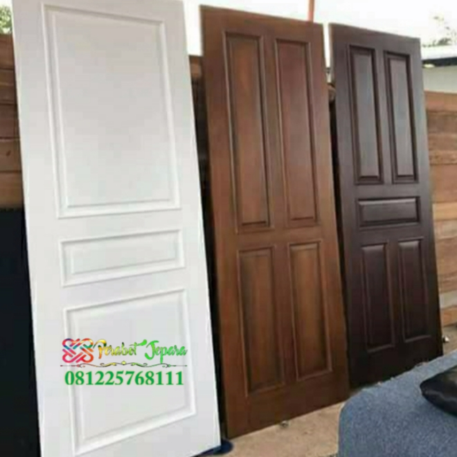 Promo Pintu Single Minimalis Sederhana