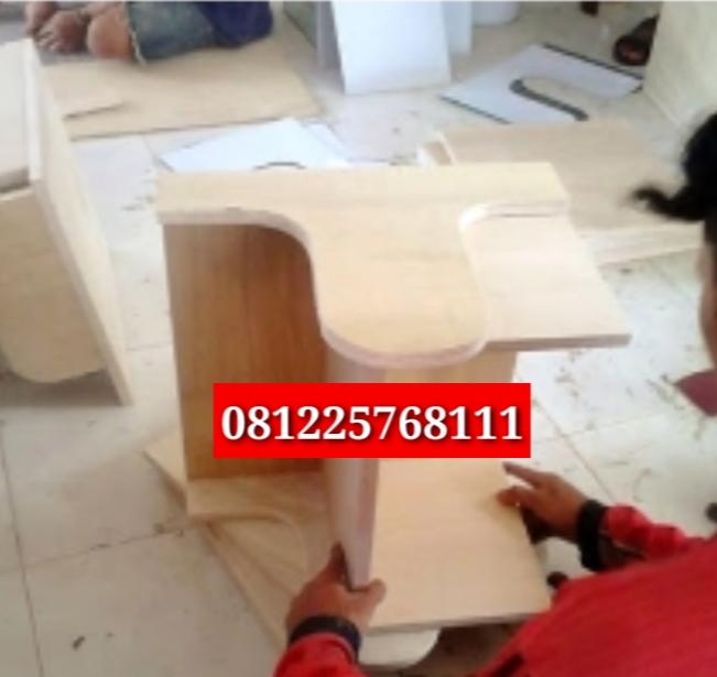 Proses pembuatan kursi anak sekolah paud dan Tk