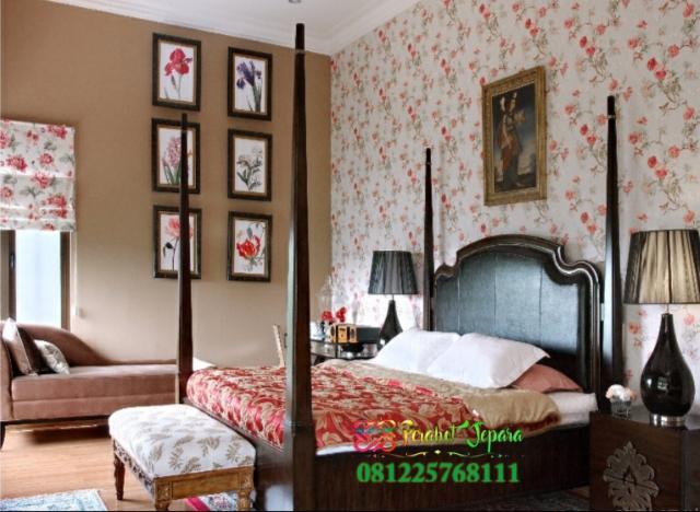 Tempat Tidur Mewah Ivan Gunawan Model American Classic