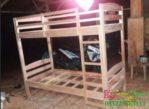 Tempat Tidur Pembantu Asrama Kos Model Tingkat