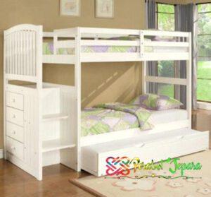Tempat Tidur Tingkat Untuk Kamar Simple minimalis