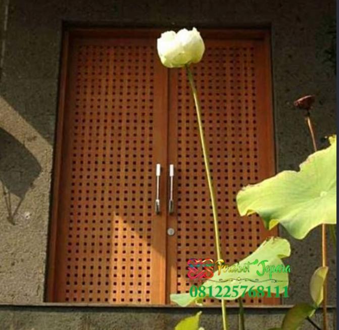 Jual Pintu Masuk Rumah Modern Karya Tanu Widjaja