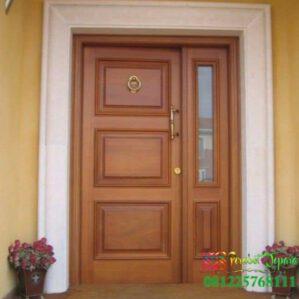 Pintu Rumah 1 Daun Model Minimalis Terbaru